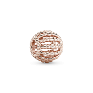 Ажур приврзок со перли