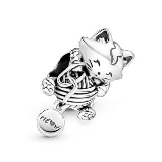 Приврзок Маче и волнено клопче