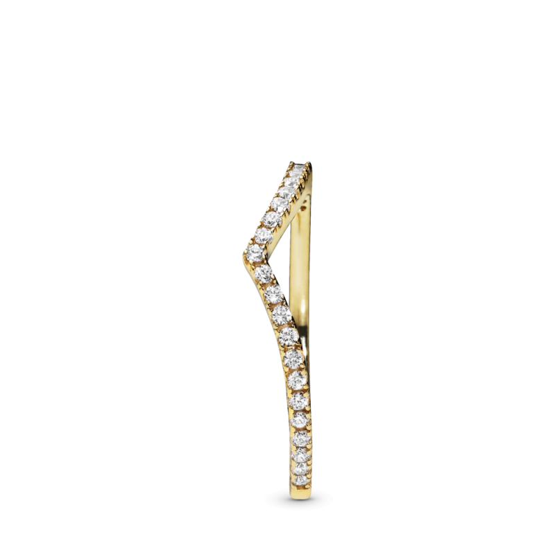 Прстен Светкав Wishbone