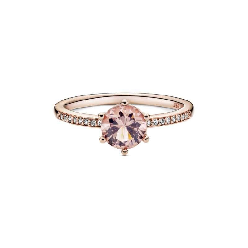 Прстен Розева блескава круна