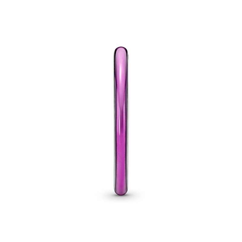 Прстен Pandora ME, Прекрасна виолетова