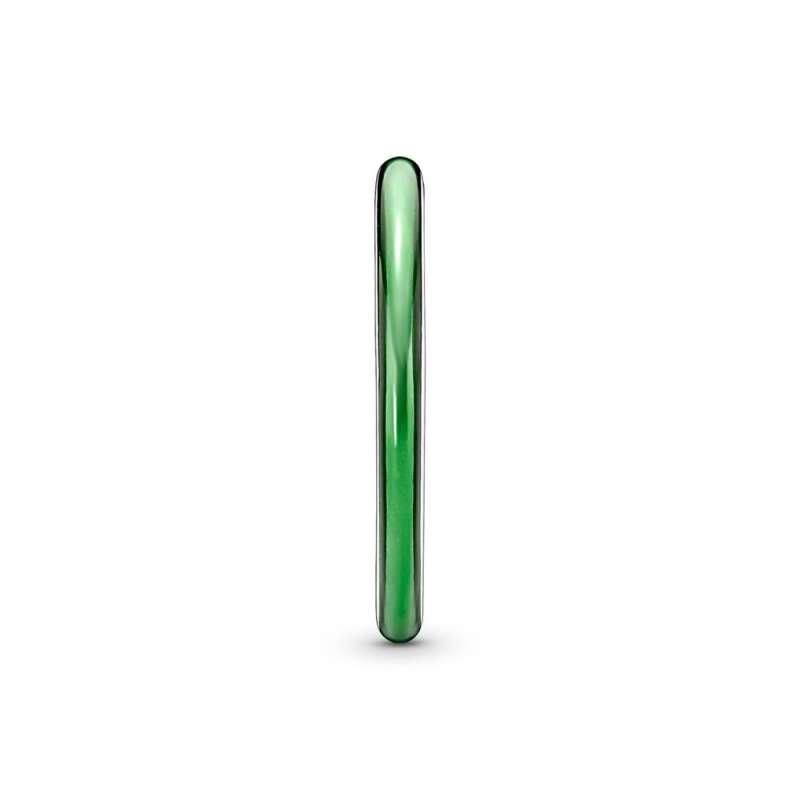 Прстен Pandora ME, Ласерско зелено