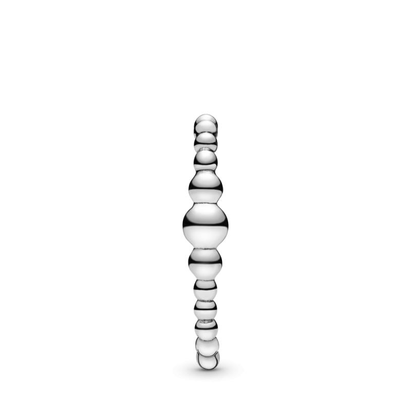 Единечна обетка за ушната школка од ред на перли