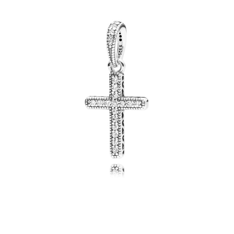 Висечки приврзок Класичен Крст