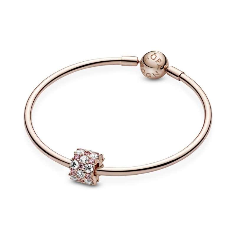 Приврзок Розева и проѕирна блескавост