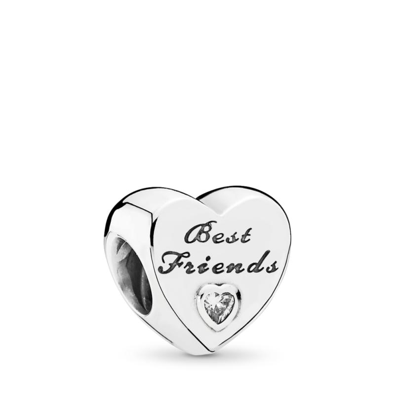 Приврзок Сјајно Срце На Пријателството