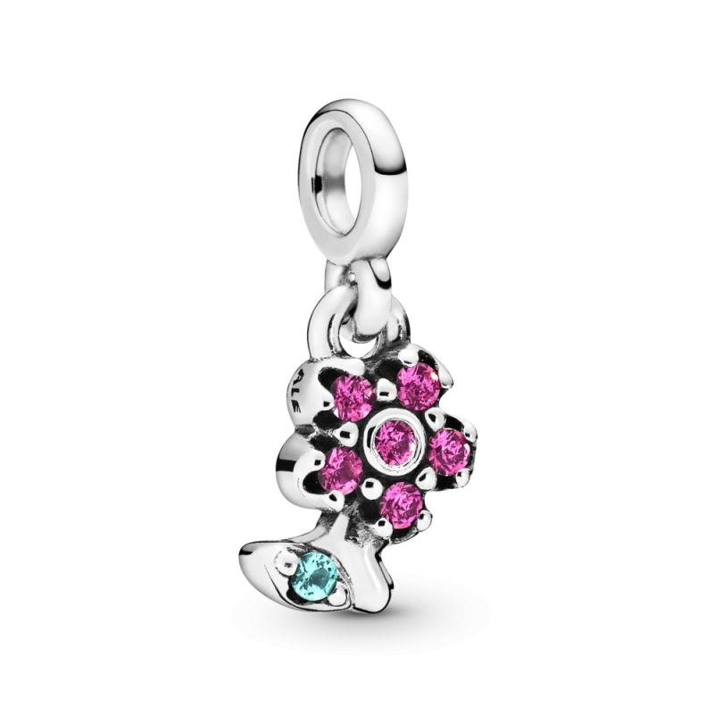 Висечки Pandora Me приврзок, Мој прекрасен цвет