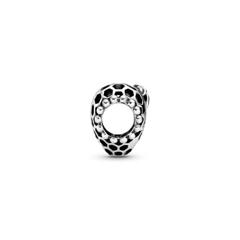 Приврзок во форма на срце Bee Happy