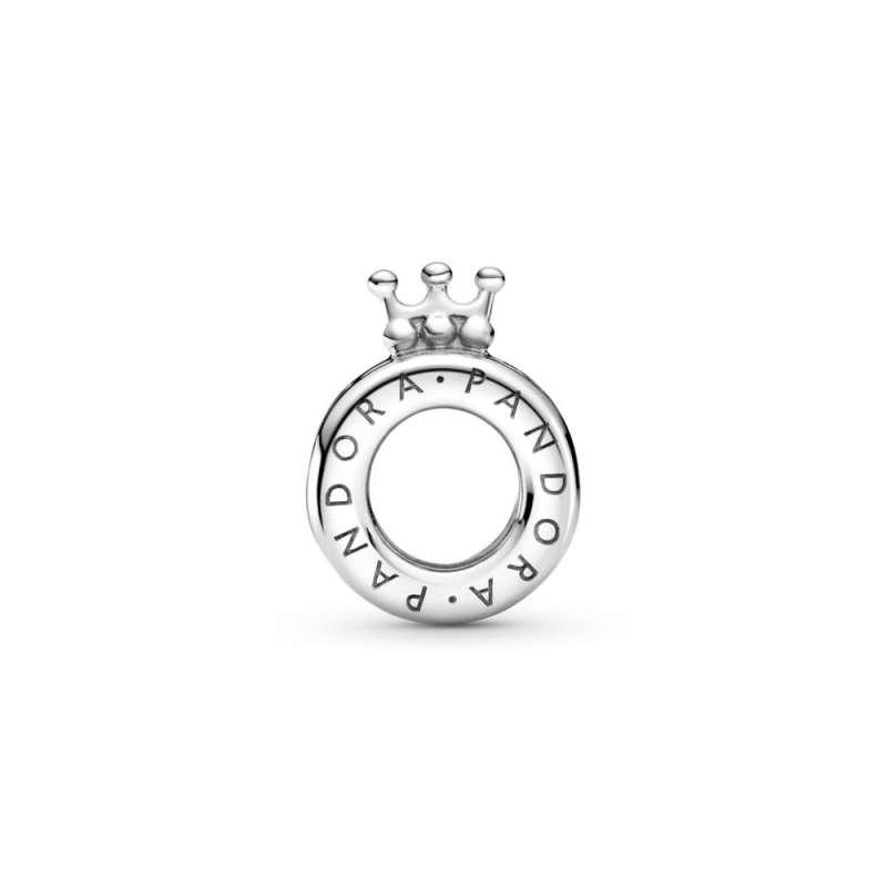 Приврзок Логото на Pandora & Pandora O круна