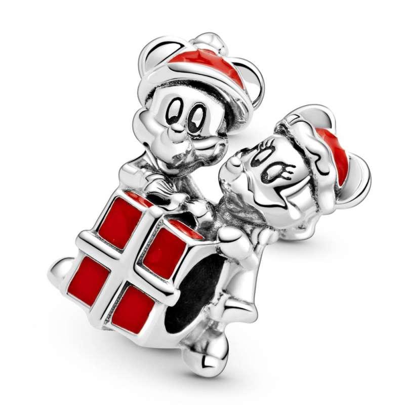 Приврзок Disney, Мики и Мини Маус со подарок