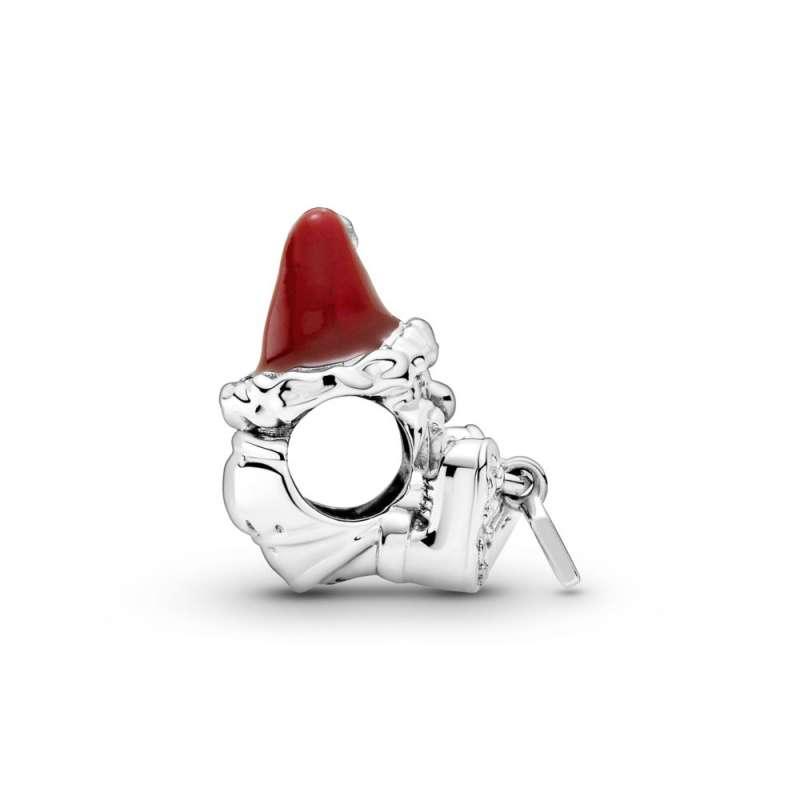 Приврзок Дедо Мраз кој седи во подарок