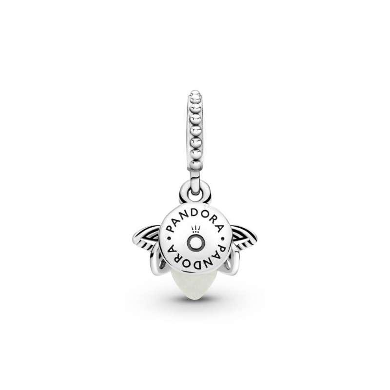 Висечки приврзок Светулка со сјајни детали