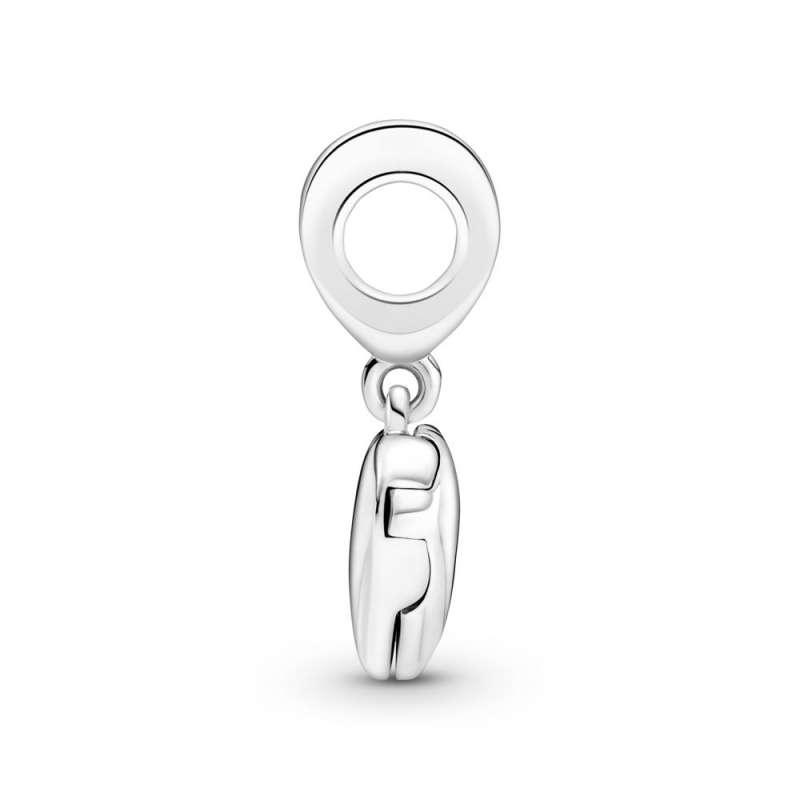 Висечки приврзок Медалјон во форма на срце